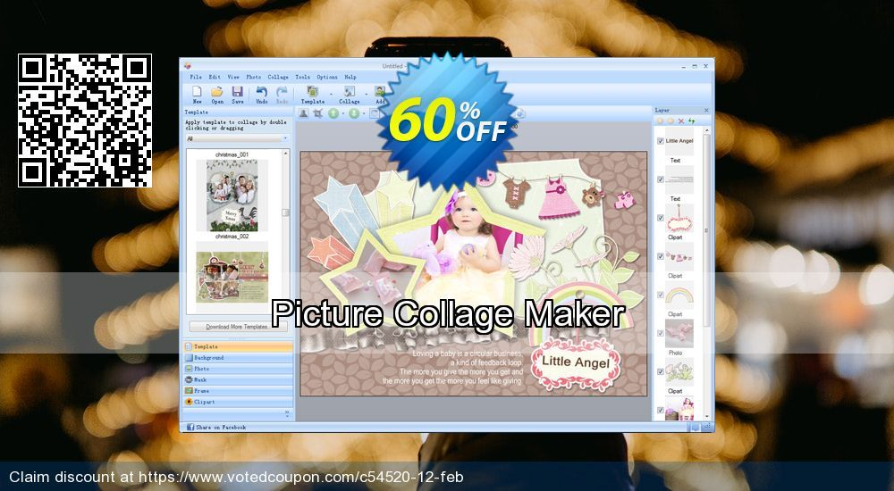 Picture Collage Maker Coupon 33 Discount Code Int L Women Day