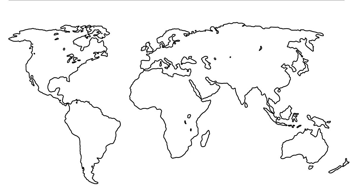 Mapa Del Mundo Dibujos Para Colorear E1555100573266 Mapa Mundo Dibujo Mapa Mural Del Mundo Mapa Del Mundo