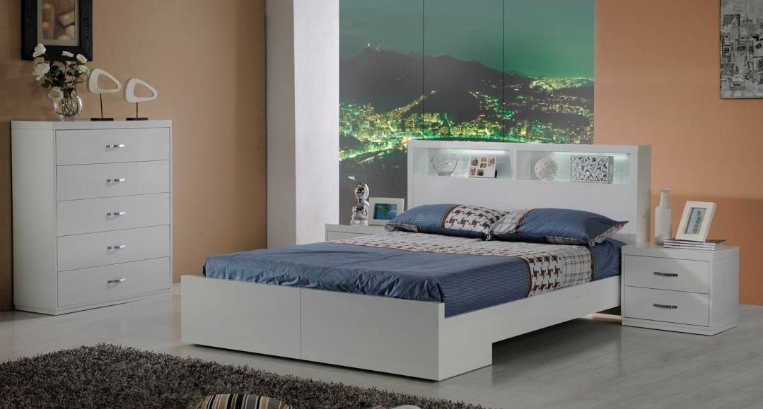 Bedroom Furniture White Gloss sara bedroom suite - google search | white gloss bed | pinterest