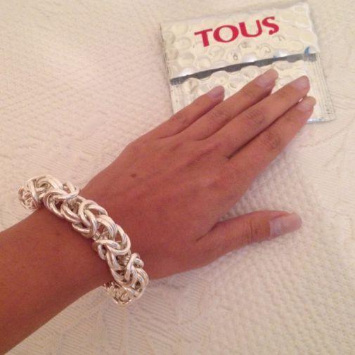 e90af6e9f6f6 Comprar Tous segunda mano en chicfy :) Pulsera Tous - Chicfy | Tous ...