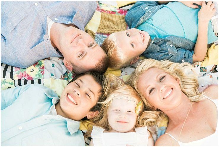 Nicole Spangler Photography » Blog Fun Family Poses Golden Hour Family Photos Family Photos