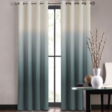 Colordrift Mystic Ombre Grommet Top Curtain Panel JCPenney Curtains Curtains Panel