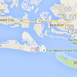 Fort Macon State Park (Morehead City)