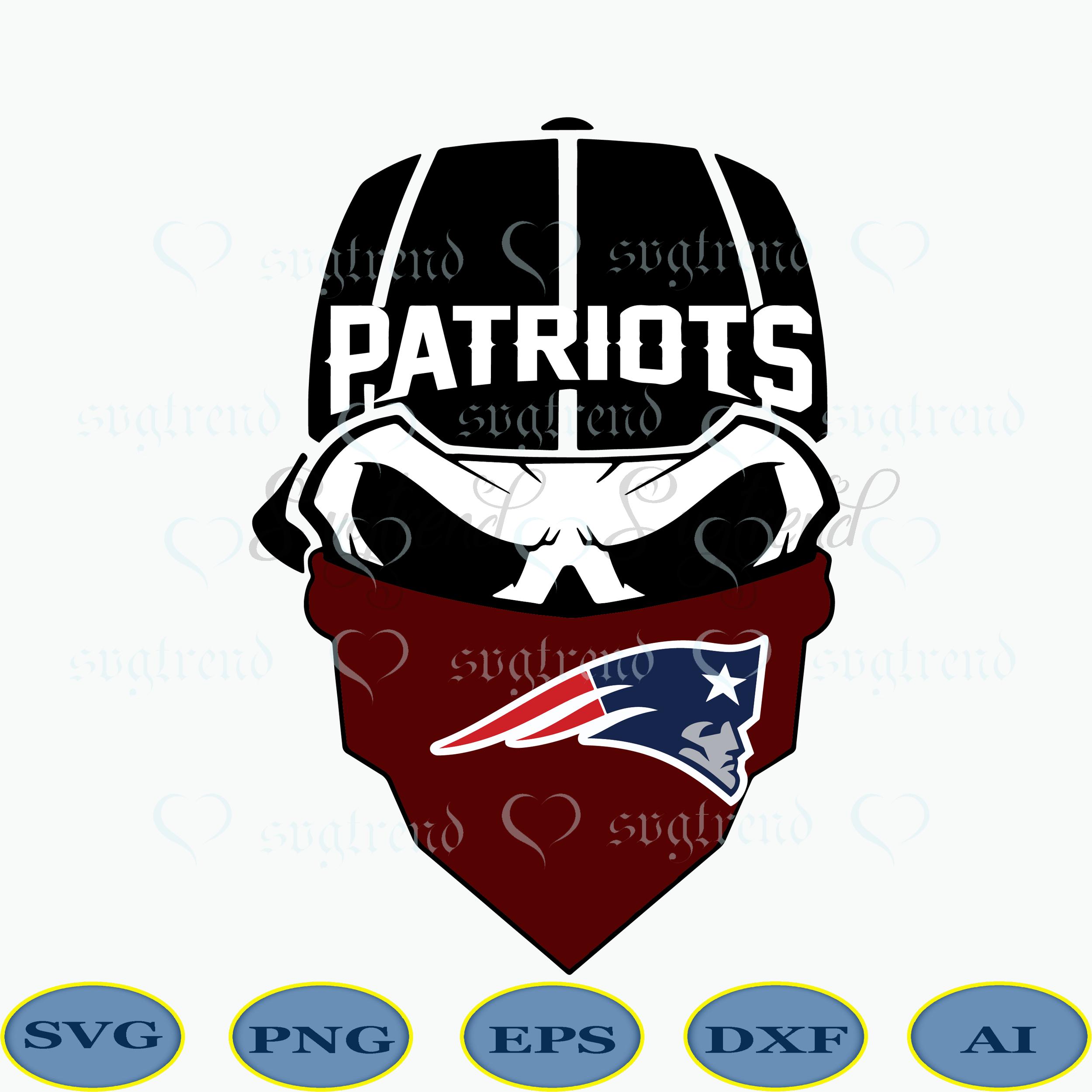 Patriots Nfl Skull Svg New England Patriots Svg Patriots Png Patriots Vector Patriots Svg Patriots Logo Nfl Svg Nfl Football Svg By Svgtrend 2 99 Usd I 2020