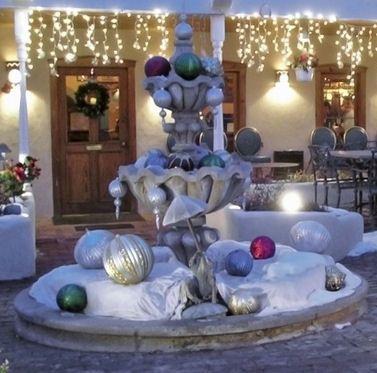 Winter Wonderland Outdoor Christmas Decoration Outdoor