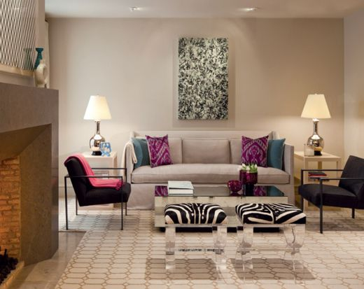 Menlo Living Room Using Art In Home Interior Design Homespirations Enchanting Modern Living Room Design Ideas 2012 2018