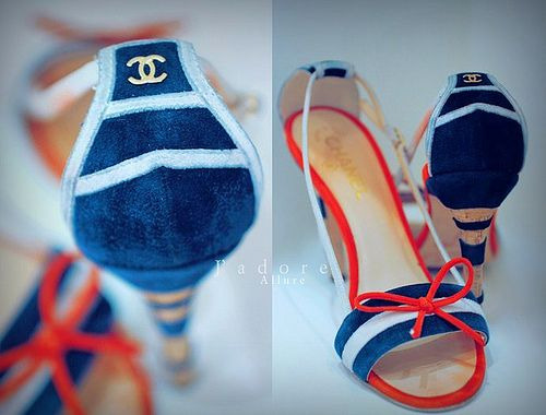 These shoes are so pretty!
