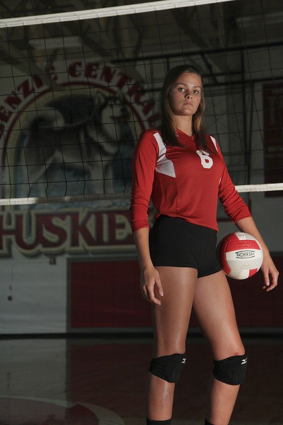 Sports portraits, volleyball.   Volleyball team photos ...