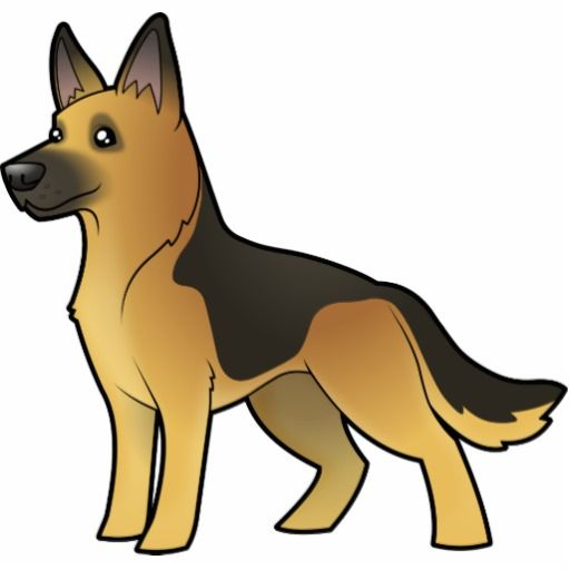 Poke The Pig App Lab Dog Drawing German Shepherd Puppies