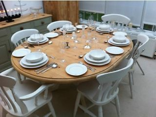 Used Dining Tables Chairs For Sale In Bearsden Gumtree Used Dining Table Dining Table Chairs Farmhouse Dining Table
