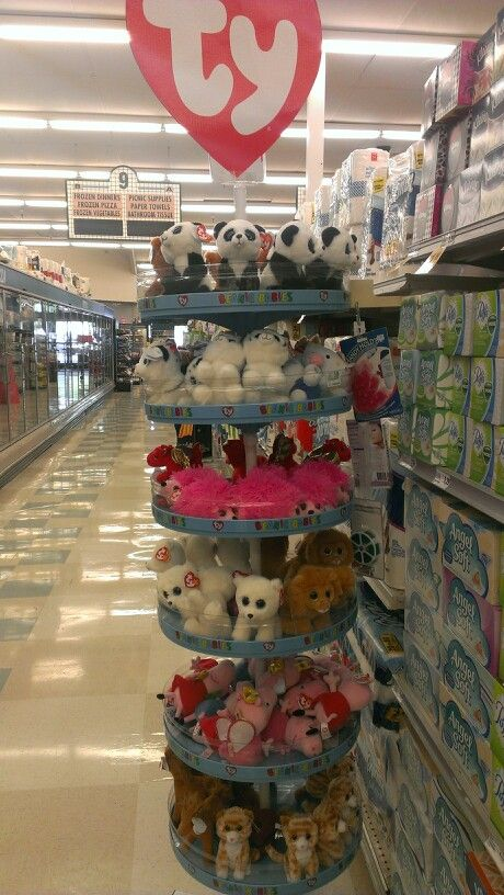 Ty Beanie Babies are back at a store near you!  d28ce91d71c7