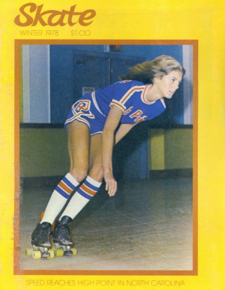 Roller skates in the 70s - Roller Skate Covers Roller Skating Magazine Us Roller Skating Winter Spring Summer Fall