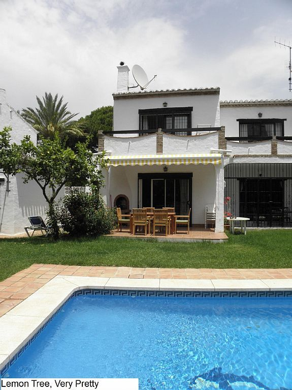 S26444 Villa In Calahonda, Costa Del Sol, Spain 8134097