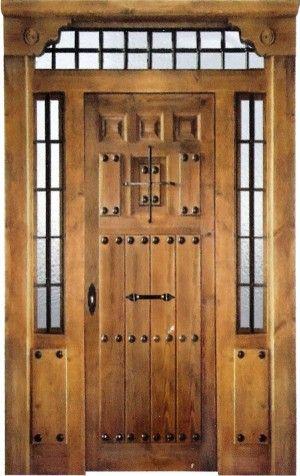 Puertas antiguas buscar con google lugares para - Puertas antiguas madera ...