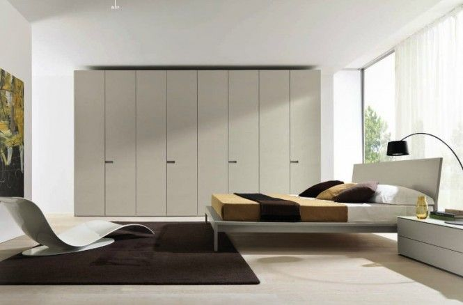 Amazing Modern Closets: Building A Dream Closets : Beautiful White Italian  Style Closet With Locker System