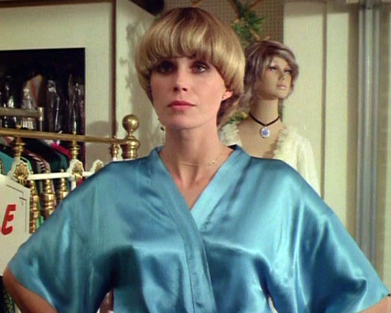 Joanna Lumley as Purdey in The New Avengers.   New ...