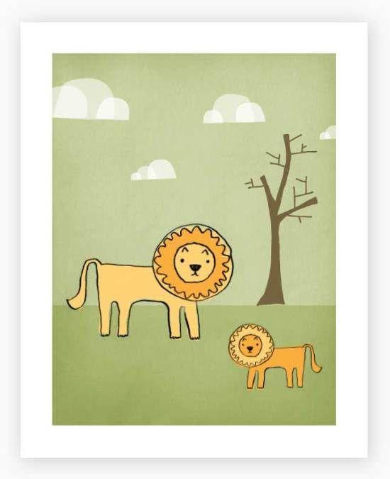 roar little lion wall art | Nursery / Kids Room | Pinterest | Lion ...