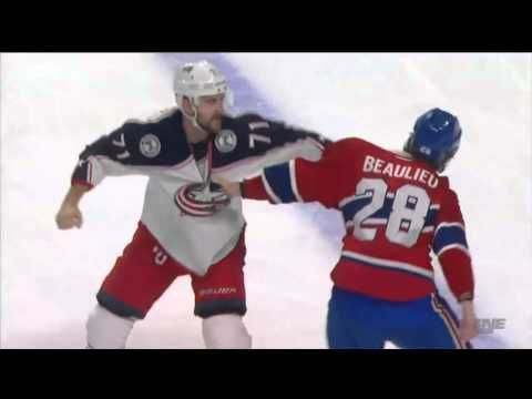 Habs' Nathan Beaulieu KO'd in fight. Why wasn't he placed in concussion protocol?   The Hockey News