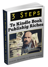3 Steps To Kindle Riches Review - Success In 3 Easy Steps http://jvzoo-reviews.com/3-steps-to-kindle-riches-review/
