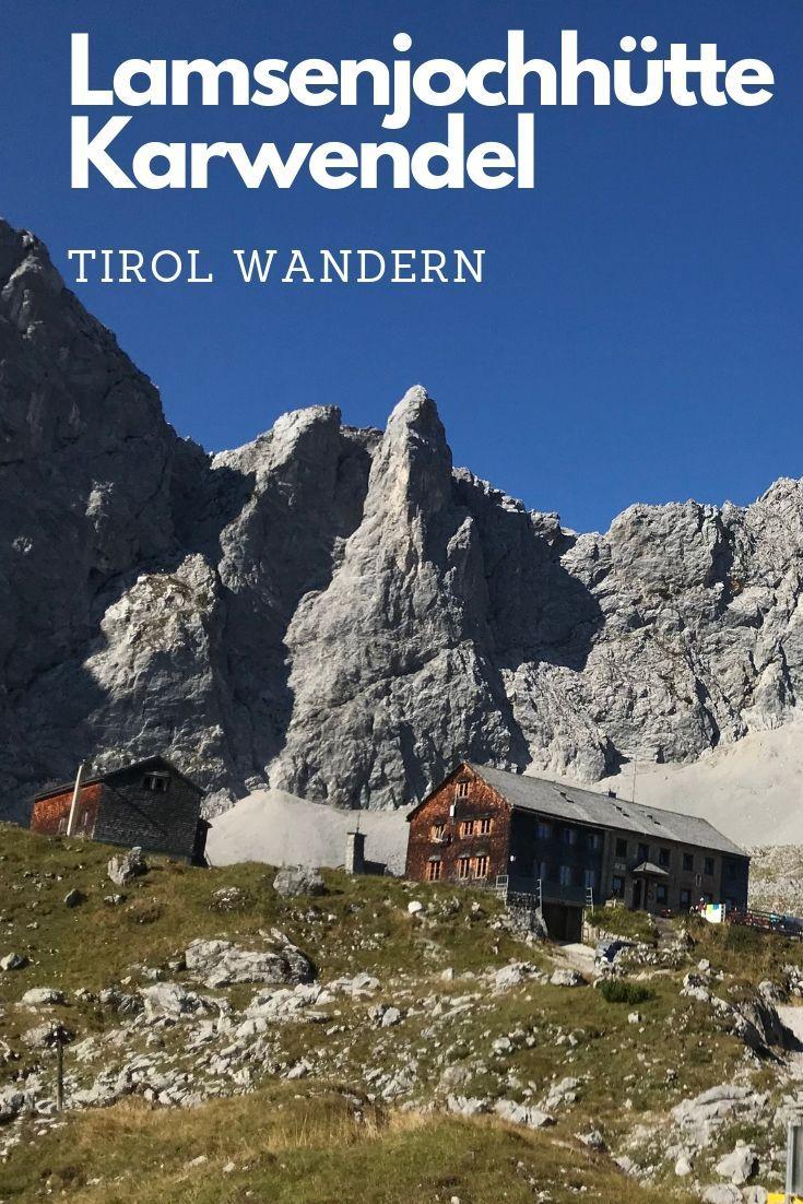 Pin Von Bries Ilse Auf Oostenrijk Karwendel Touren Urlaub