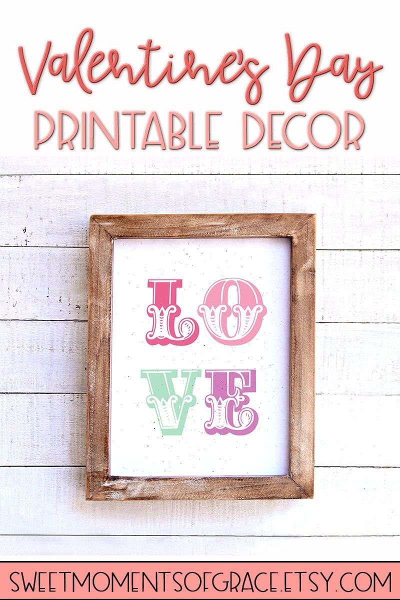 Vintage Love Printable Valentine's Day Sign, Shabby Chic Valentine's Day Wall Art, Valentine's Day P -  Celebrate the month of love with cute  Valentine's Day printables! Printables are the easy way to - #Art #Chic #Day #love #Printable #Shabby #Sign #Valentines #ValentinesDayactivities #ValentinesDaybackground #ValentinesDayboxes #ValentinesDaybreakfast #ValentinesDaycake #ValentinesDayfrases #ValentinesDayideia #ValentinesDayimages #ValentinesDayposter #ValentinesDayromantic #ValentinesDaysig