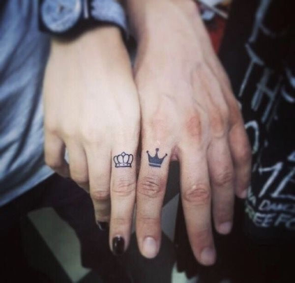 Beautiful Couples Tattoo Ideas For Love – Page 33 – BeautyCuco Blog