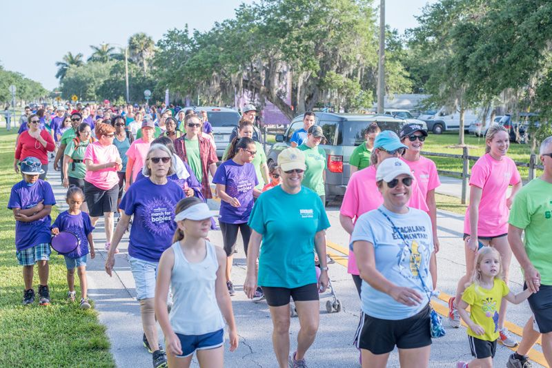 Photos 700 step it up at march for babies fundraiser