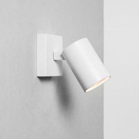 Astro Lighting Ascoli Single Spot wit | Verlichting | Pinterest ...