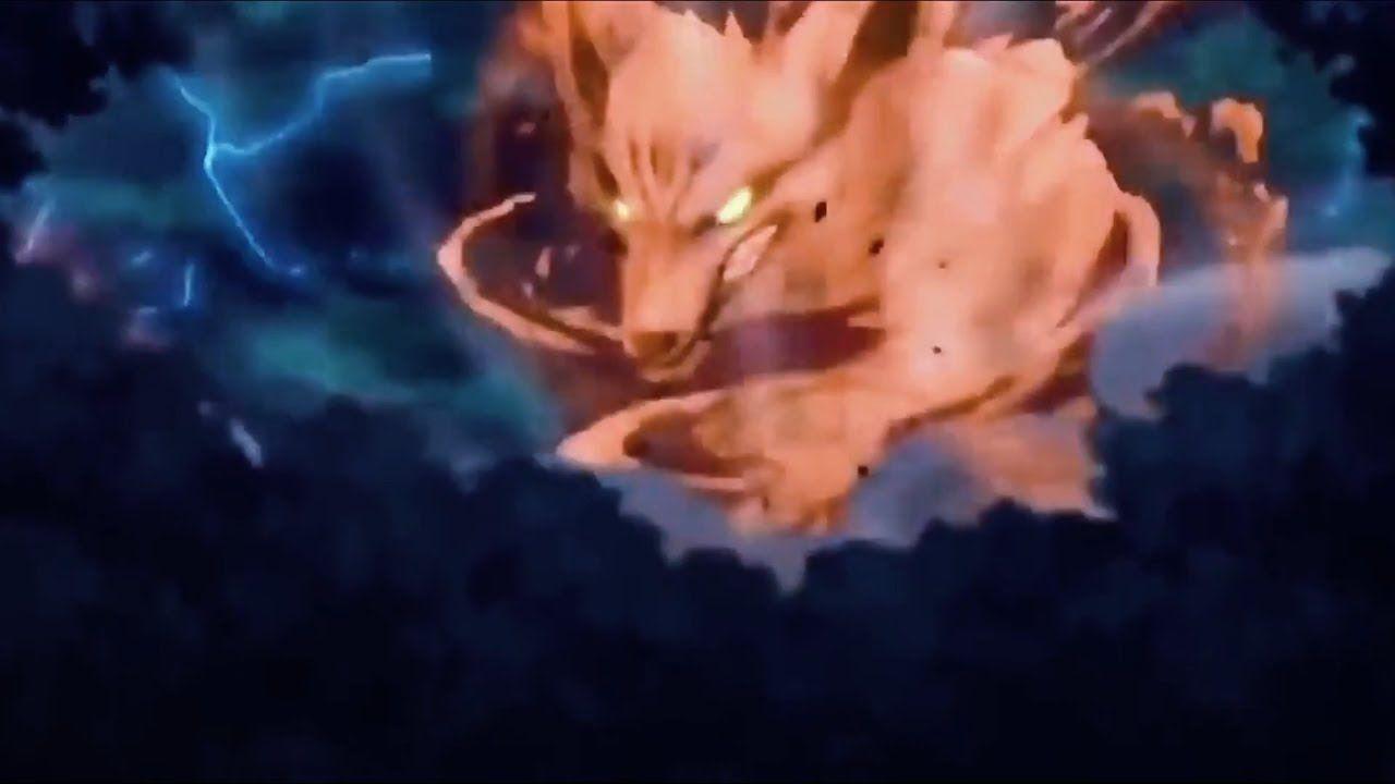 Naruto Vs Sora Nine Tail Kyuubi 60fps English Sub Naruto Shippuden