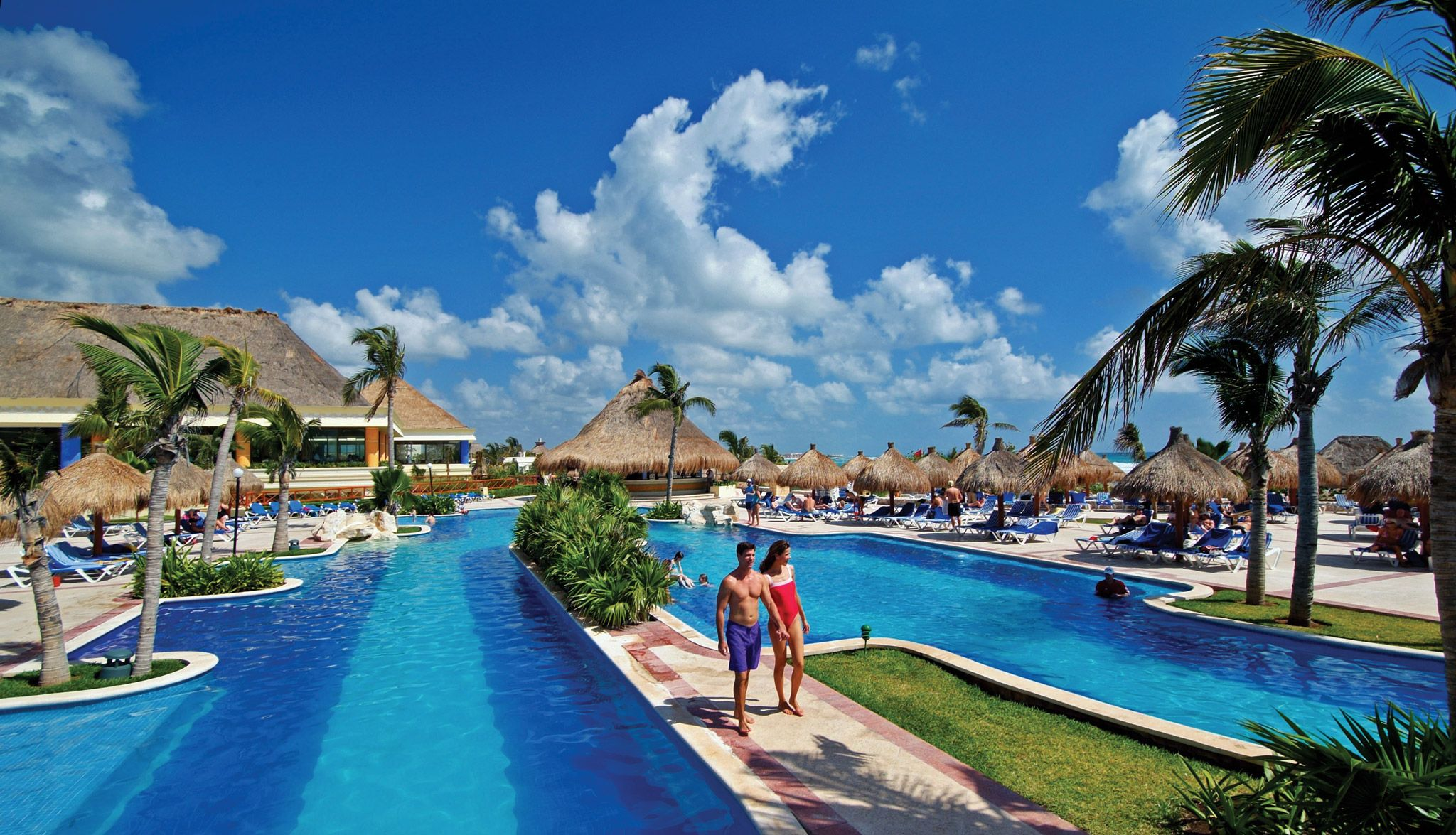 Luxury Bahia Principe Akumal Don Pablo Collection ...