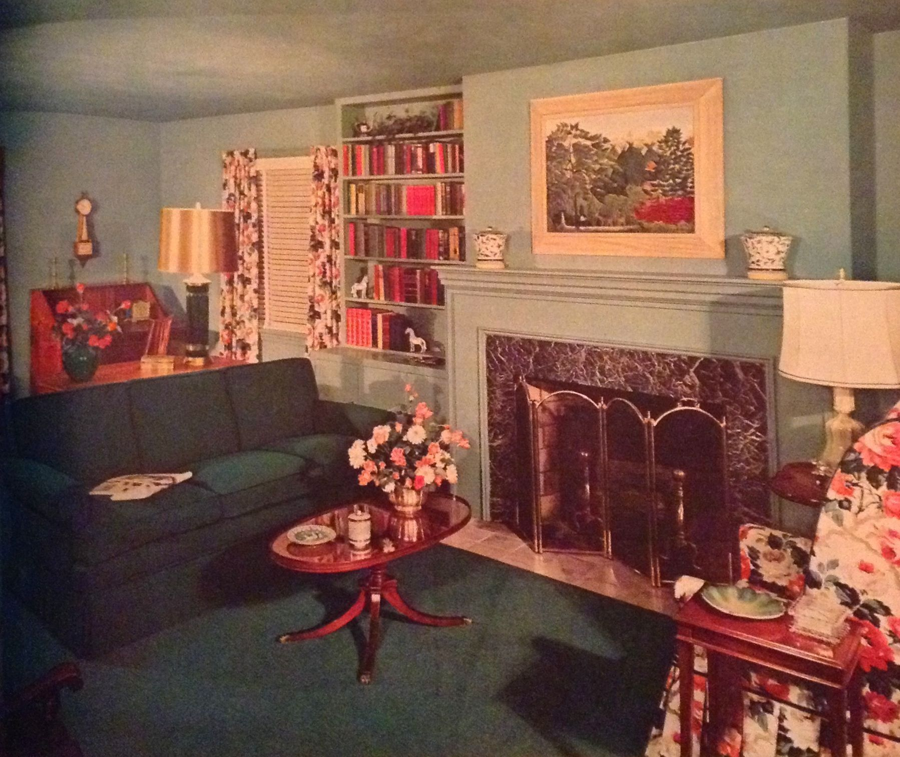 Ladies Home Journal Book Of Decorating, C. 1957 In 2019