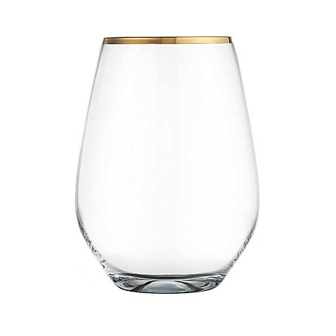 d8dcc90060f Enjoy your favorite drink in style with the Home Essentials & Beyond  Cellini Gold-