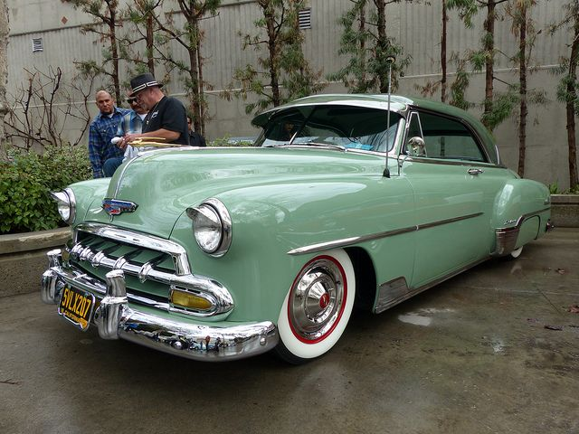 1952 Chevrolet Hardtop Chevrolet Classic Cars Vintage Classic Cars
