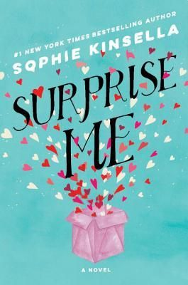Book list best books to read in 2018 books book authors and authors new books to read surprise me by sophie kinsella fandeluxe Choice Image