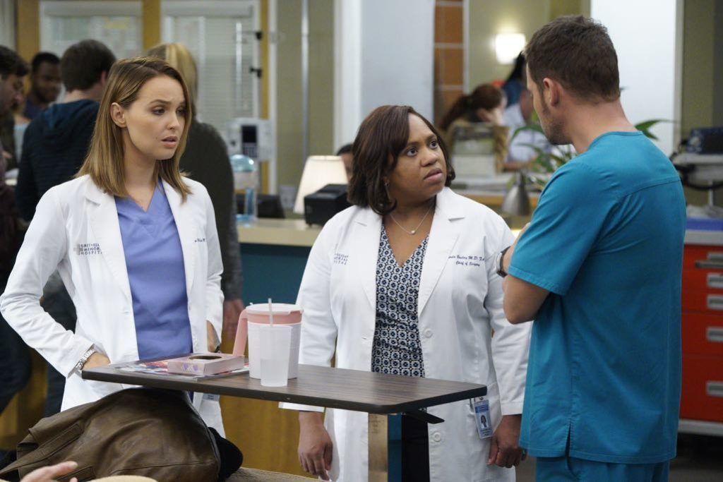GREY\'S ANATOMY Season 13 Episode 6 Photos Roar | Grey\'s Anatomy ...