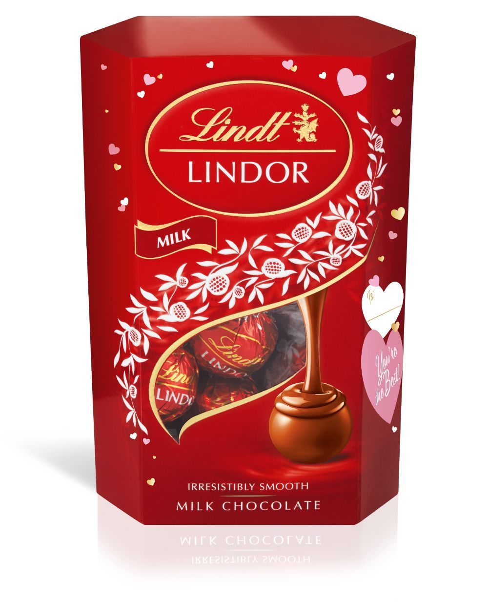 Win A Lindor Chocolate Hamper For Valentines Day In 2020 Chocolate Hampers Chocolate Christmas Chocolate