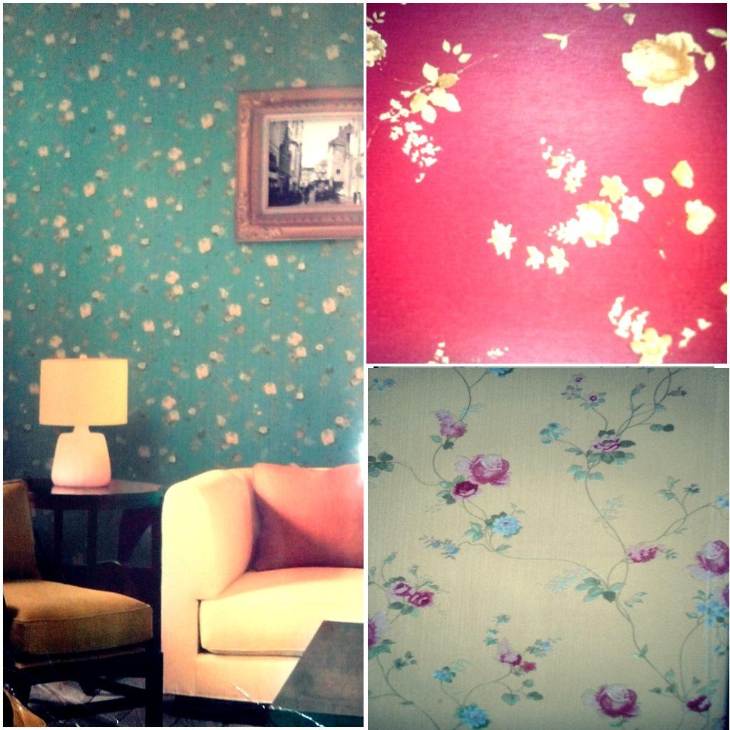 Motif wallpaper dinding | Dinding, Minimalis, Rumah