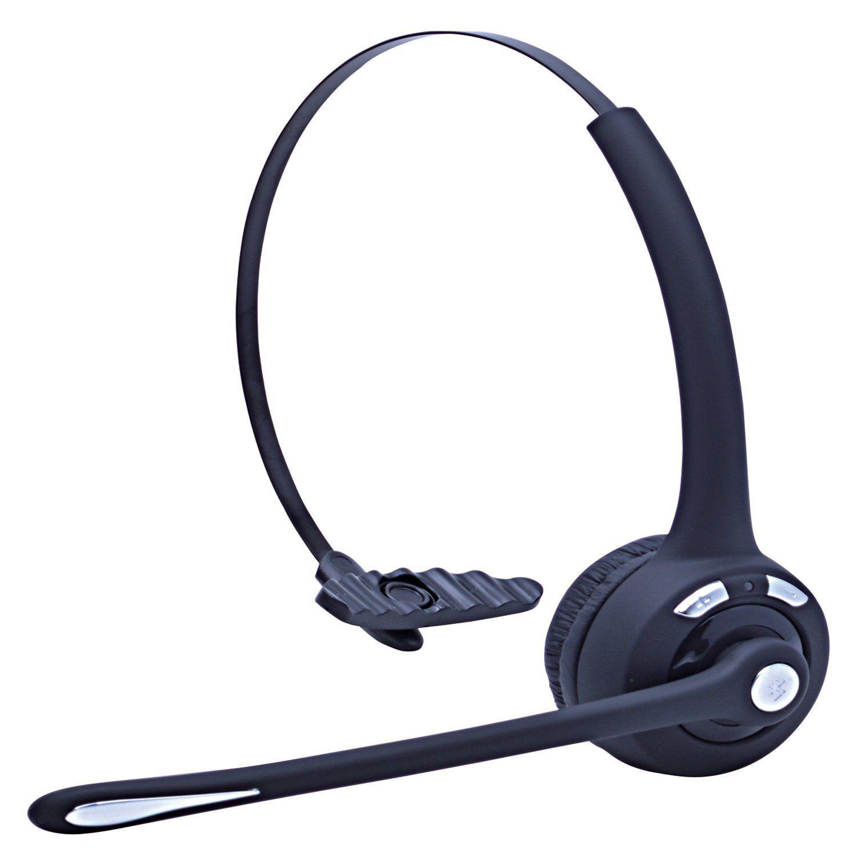 Stardrift Multipoint Wireless Bluetooth Headset Over The