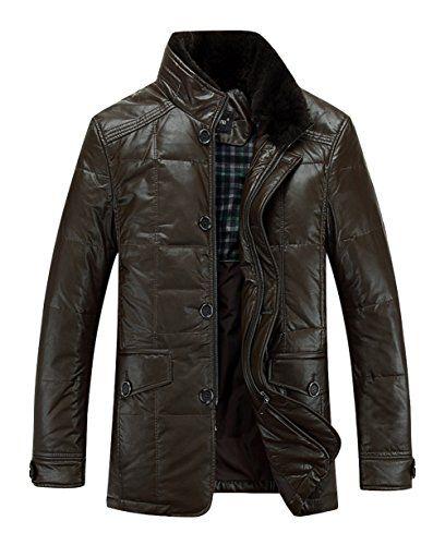 YNBN Men's Winter Warm Fur Collar Thicken Down Coat Business Jackets Camel M YNBN-TideCloth http://www.amazon.com/dp/B00O1POD0I/ref=cm_sw_r_pi_dp_tIcFub0KHY96Z