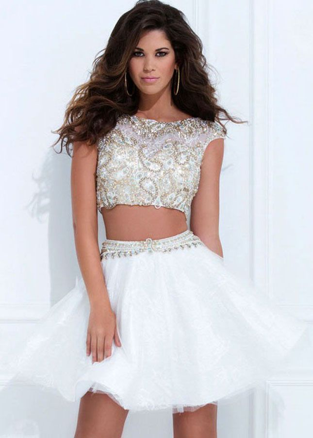 Images of Affordable White Dresses - Reikian