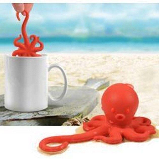 Octopus Tea Infuser