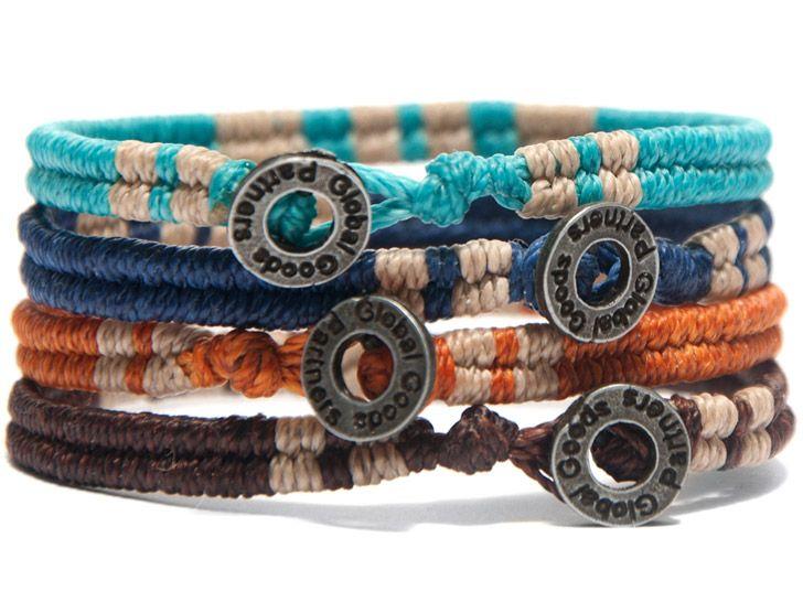 Global Goods Partners Bracelets For Change Fund Specific Social