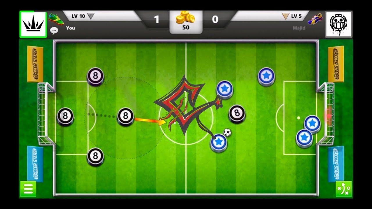 Online 35 🎮 Soccer Stars 🕹️ Mobile App Star mobile