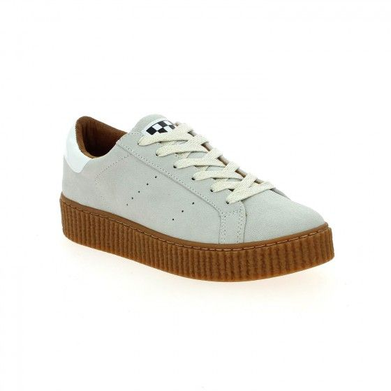 Picadilly Chaussures Tennis Sneaker Bessec Name Plateforme Gris No PyNn0wOvm8