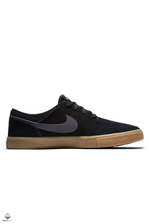 Buty Nike Sb Portmore Ii Solar Black 880266 009