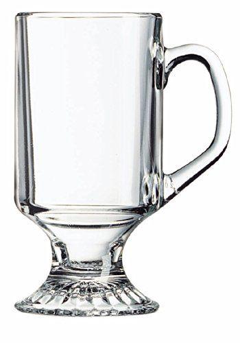 Arc International Luminarc Irish Footed Mug, 10-Ounce, Set of 4 Arc International http://www.amazon.com/dp/B00EHL2ZU6/ref=cm_sw_r_pi_dp_N7-Zwb16GS10N