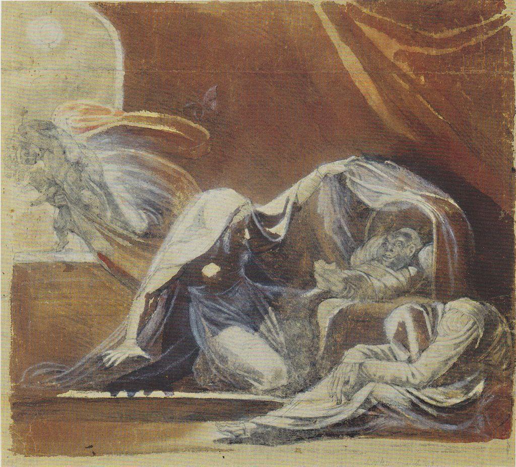 Füssli - Der Wechselbalg - 1780 - Changeling - Wikipedia