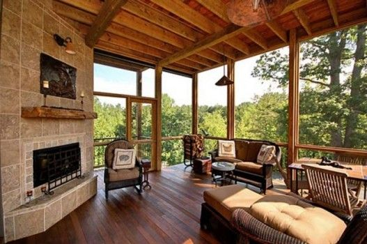 explore screened in porch back porches and more imagenes de decoracion de casas rusticas
