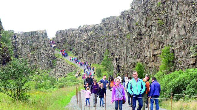 السياحة تنقذ اقتصاد آيسلندا تدر 40 من النقد الأجنبي صحيفة وطني الحبيب الإلكترونية Dolores Park Travel Park