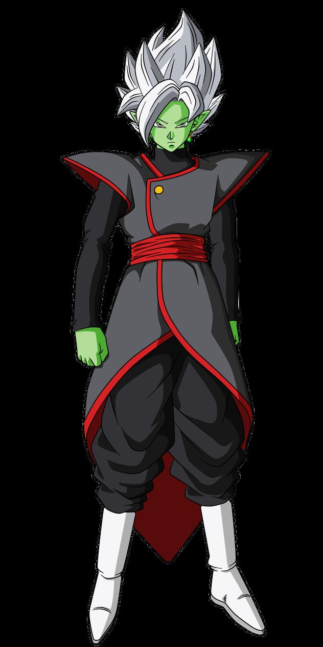 Zamasu Black And Zamasu Fusion By Nekoar Anime Dragon Ball Super Dragon Ball Super Dragon Ball Art